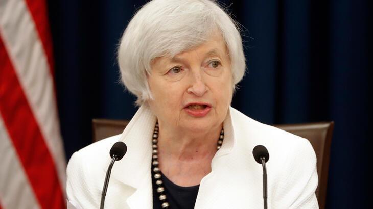 Son dakika: ABD tarihinde bir ilk! Janet Yellen resmen Hazine Bakanı oldu