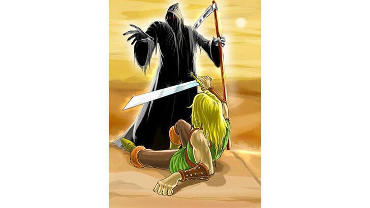 Duha Koca Oğlu Deli Dumrul Hikayesi Oku: Zamanında bir yiğit yaşardı…