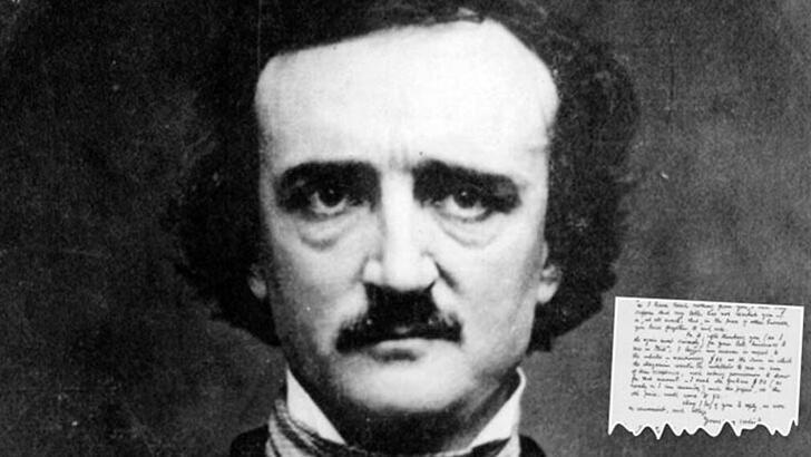 Şairleri tanıyalım: Edgar Allan Poe