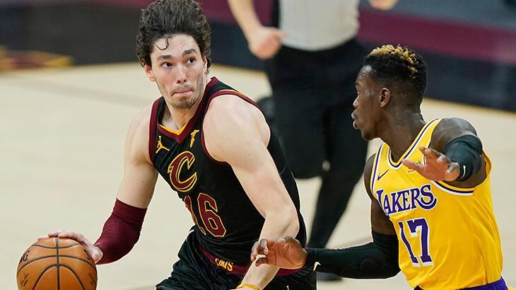 NBA'de Cedi'nin 20 sayısı Cavaliers'ın galibiyetine yetmedi