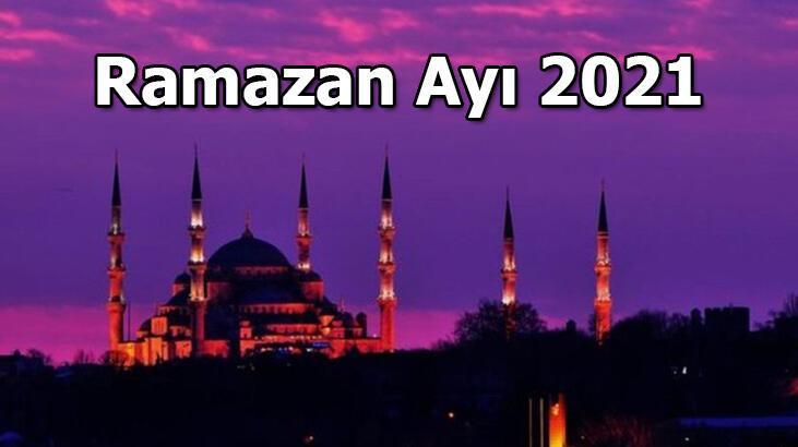 Ramazan ne zaman başlıyor, İmsakiye 2021 belli oldu mu? Ramazan Bayramı hangi ayda, kaç gün sürüyor?