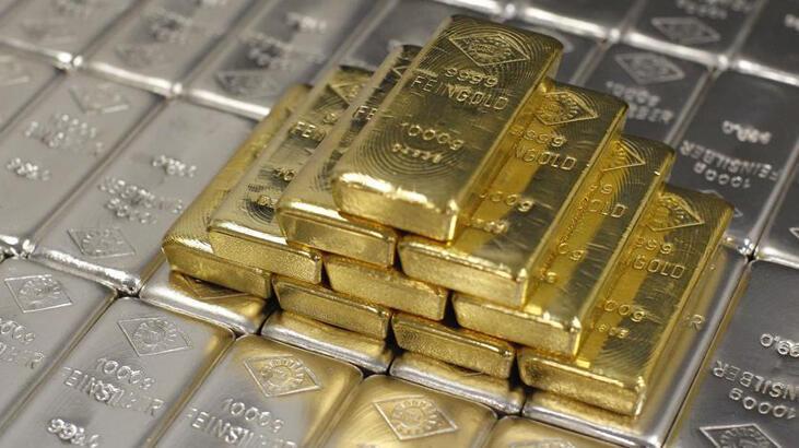Rusya'nın altın ve gümüş üretimi azaldı