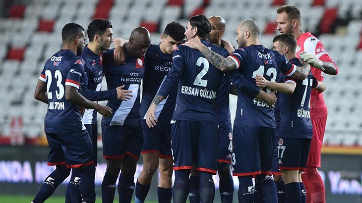 Son Dakika | Antalyaspor'a transfer engeli getirildi!