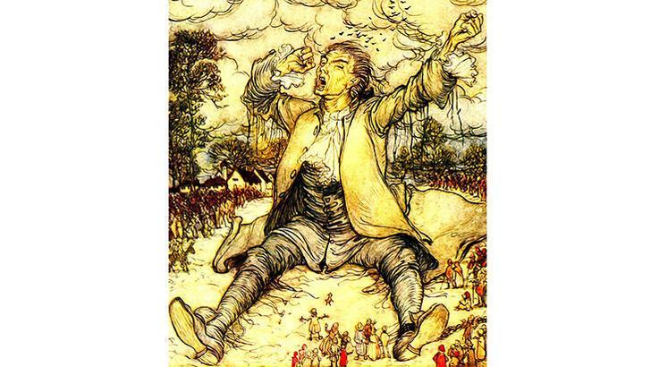 Güliver'in Gezileri Hikayesi Oku: Dünya klasiklerinden…