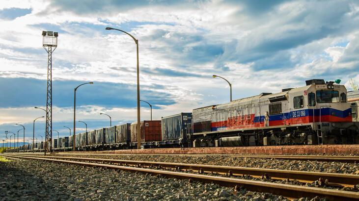 Türkiye-İran demir yolunda 1 milyon ton yük hedefi
