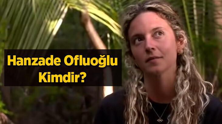 Survivor Hanzade kimdir, nereli, hastalığı nedir? Survivor 2021 Hanzade Ofluoğlu evli mi, eşi kim? İşte, Hanzade Ofluoğlu hayatı