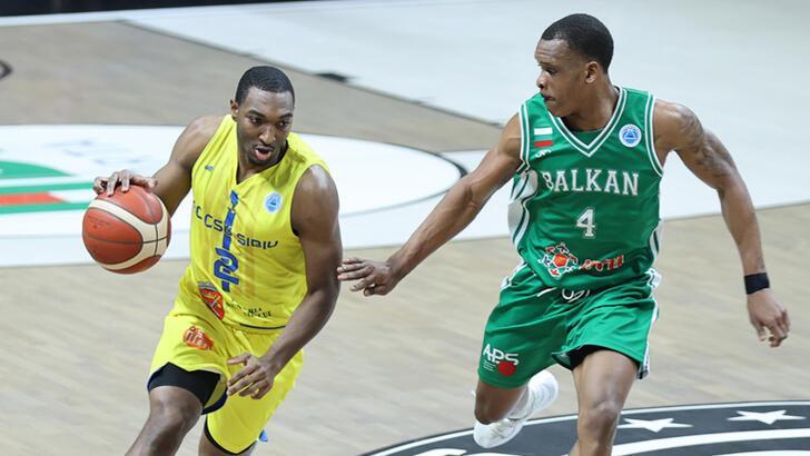 CSU Sibiu-Balkan Basket: 88-75