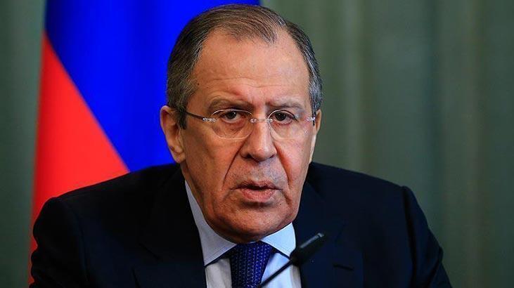Lavrov: Astana Formatı kapsamında Soçi'de görüşmeler için hazırlık yapılıyor