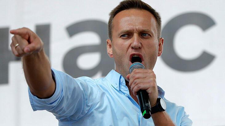 Japonya, Rusya'da tutuklu Navalnıy'ın serbest bırakılmasını istedi