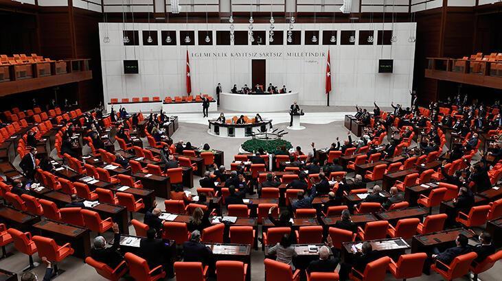 Son dakika... Aden Körfezi tezkeresi Meclis'te kabul edildi
