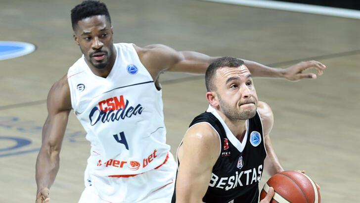 CSM Oradea-Beşiktaş Icrypex: 91-83
