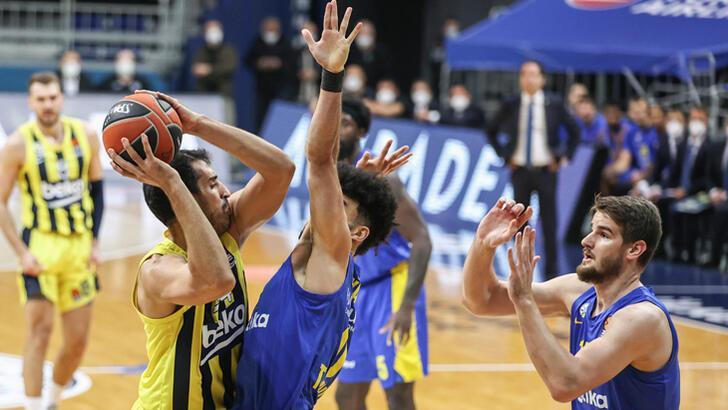 Fenerbahçe Beko-Maccabi Tel Aviv: 82-75