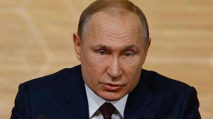 Son dakika... Putin, Yeni START anlaşmasının uzatılması kararını Duma'ya sundu