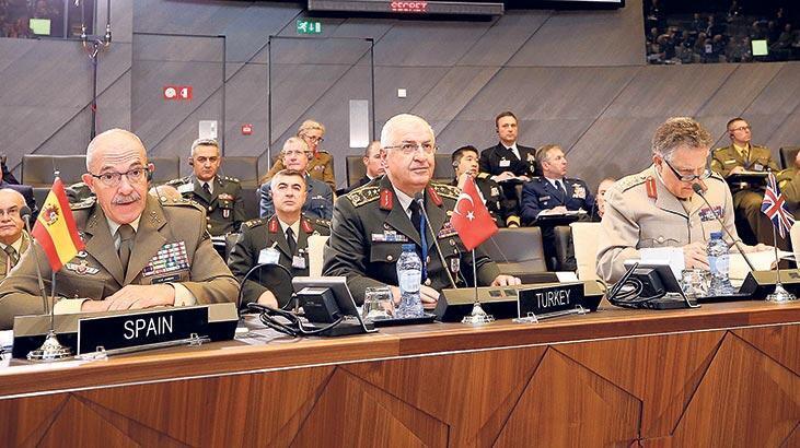 NATO'nun Askeri Komitesi toplanıyor