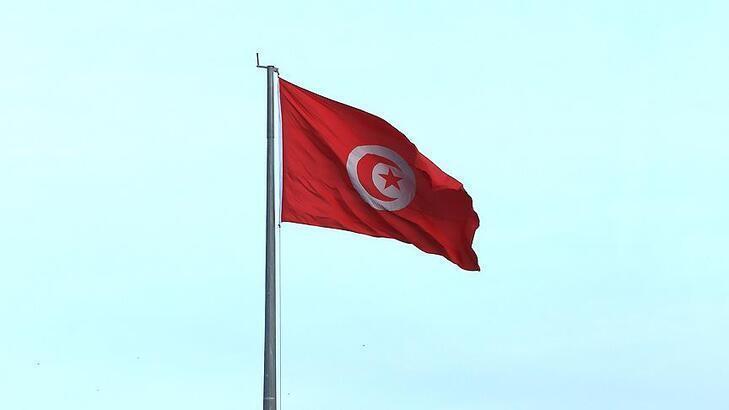 Tunus'un Kasrin ilinde polisle göstericiler arasında olaylar çıktı
