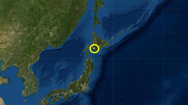 Japonya'da 5.4 büyüklüğünde deprem