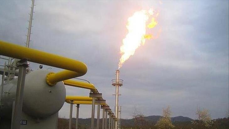 Doğal gaz ithalatı yüzde 32,1 arttı