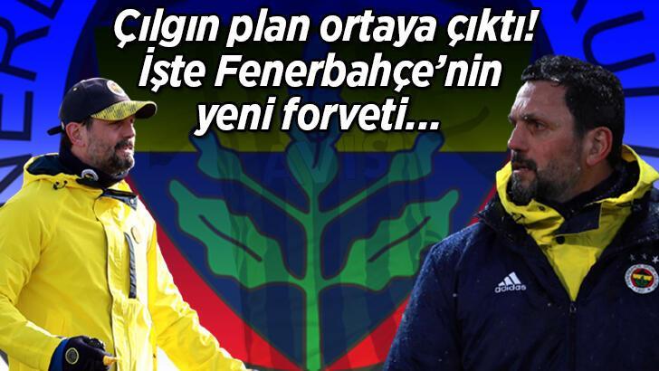 Son Dakika Transfer Haberleri | Erol Bulut'un çılgın planı ortaya çıktı! Fenerbahçe'nin yeni forvet arayışında mutlu son...