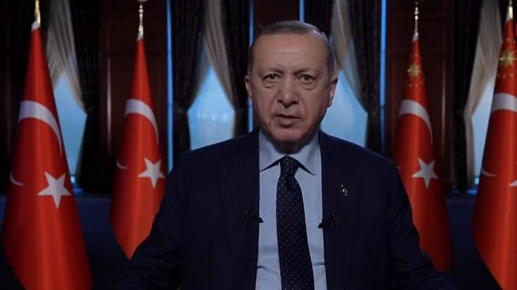 Son dakika... Cumhurbaşkanı Erdoğan'dan Uluslararası Holokost'u Anma Günü mesajı