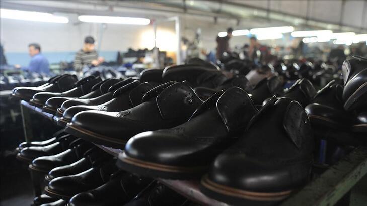 Türkiye 285 milyon çift ayakkabı ihraç etti