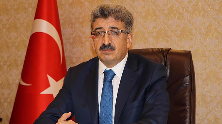 Van Valisi Bilmez'den Berhan Şimşek'e suç duyurusu