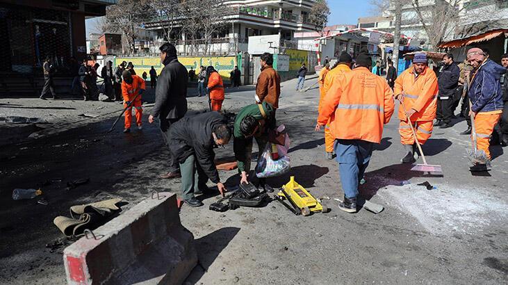 Kabil'de polis araçlarına bombalı saldırılar: 2 ölü
