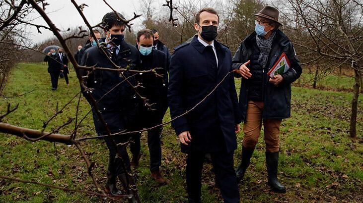 Macron'un eski yakın koruması 'evrakta sahtecilik'ten yargılanacak
