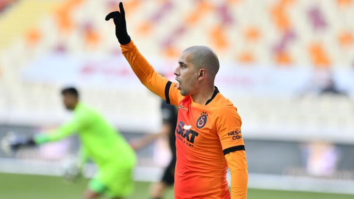 Son dakika - Galatasaray'dan Feghouli açıklaması!