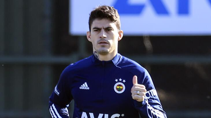 Son dakika haberler-  Diego Perotti, İstanbul'a döndü