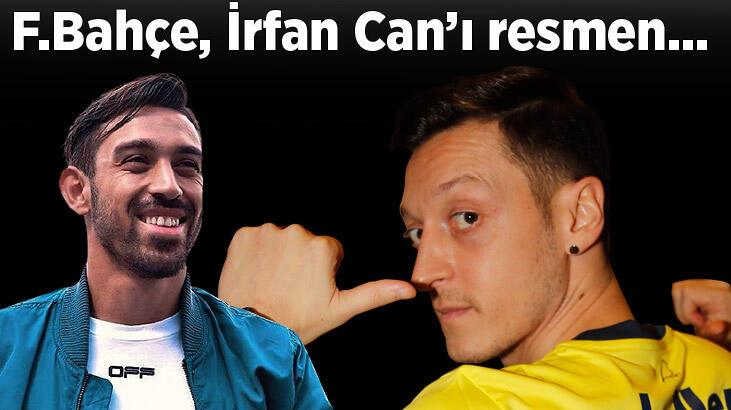 Son dakika transfer haberleri | Fenerbahçe, İrfan Can Kahveci için teklifi hazırladı! Resmen...