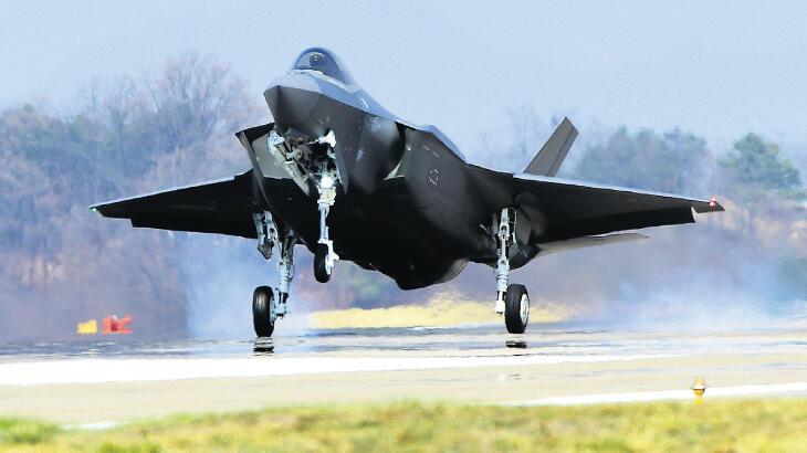 ABD yönetimi, BAE'ye F-35 satışı dahil birçok askeri satış işlemini askıya aldı