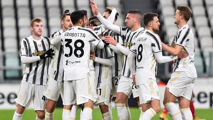 Juventus-Spal: 4-0
