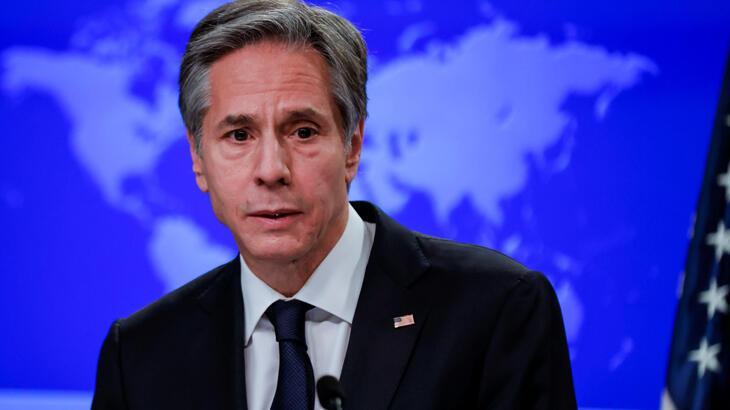 Son dakika: ABD Dışişleri Bakanı Blinken'dan çok kritik mesajlar