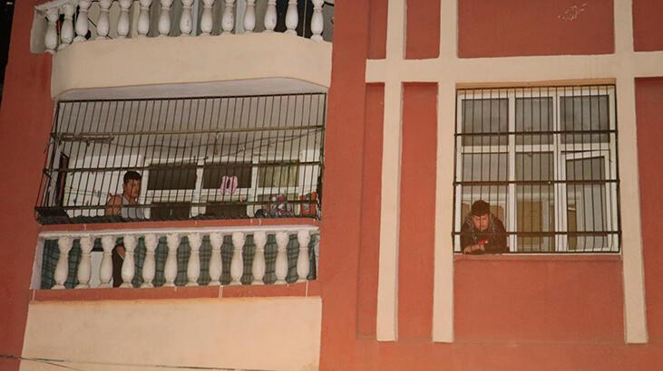 Adana'da korku dolu anlar! Kurtarılmayı beklediler
