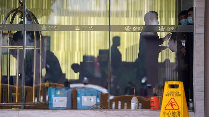 Virüsün kökenlerini araştıracak DSÖ ekibi Wuhan'da karantinadan çıktı