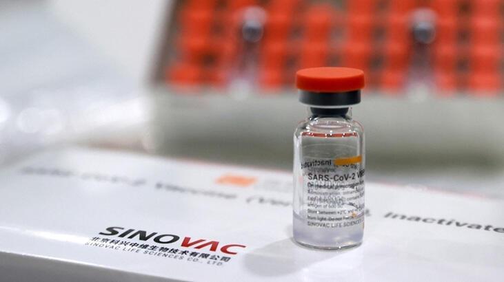 Türkiye, KKTC'ye 20 bin doz daha Sinovac aşısı gönderdi