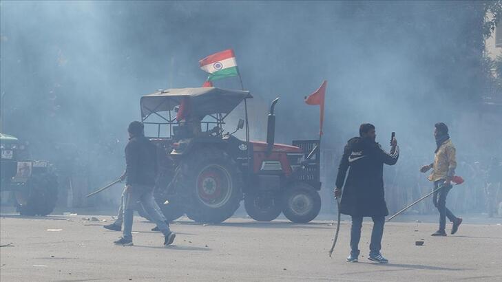 Protestocu çiftçiler, 1 Şubat'taki yürüyüşü iptal etti!