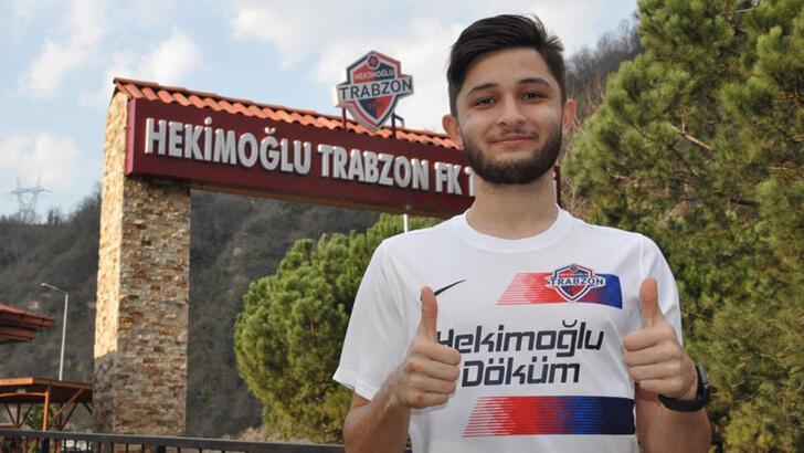 Salih: Trabzonspor'a güçlü dönmek istiyorum