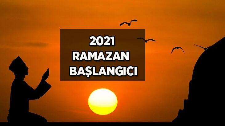 2021 Ramazan ne zaman başlıyor? İlk oruç ne zaman tutulacak?