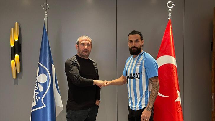 Erkan Zengin Tuzlaspor'a transfer oldu