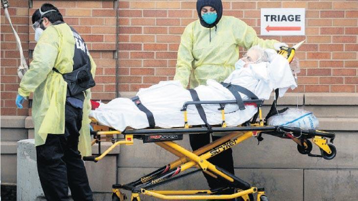 ABD'de covid-19'dan ölenlerin sayısı 439 bini geçti