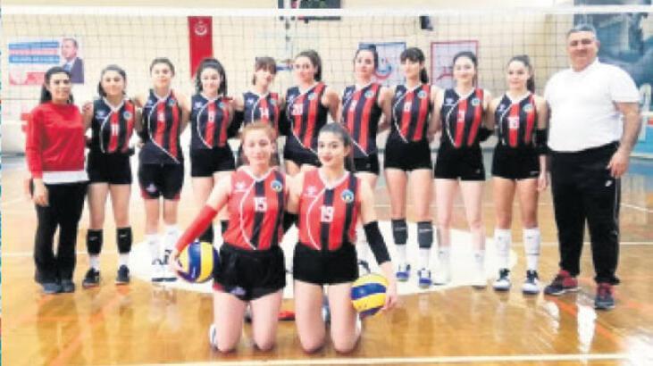 Turgutlu Belediyespor'un kızları galibiyetle başladı