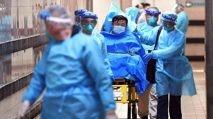 Dünya genelinde tedavisi süren Kovid-19 hasta sayısı 26 milyonu aştı
