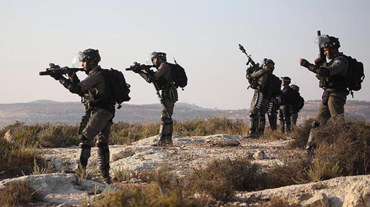 İsrail güçleri Batı Şeria'da bir Filistinliyi yaraladı, 5 kişiyi gözaltına aldı