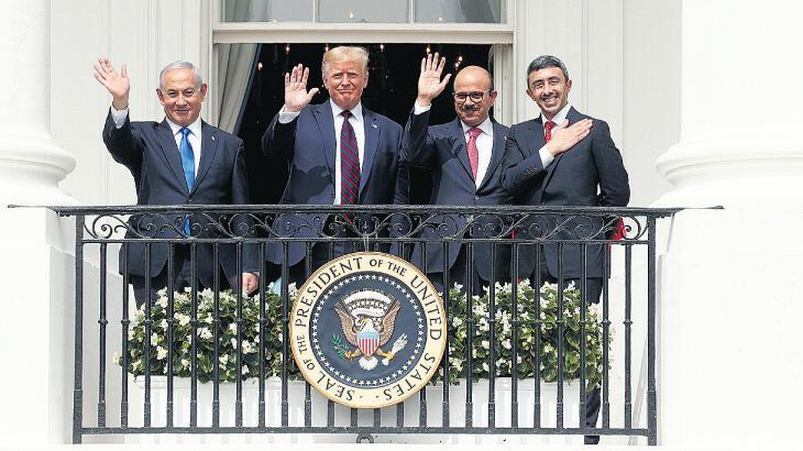 ABD'nin Ortadoğu politikası masada