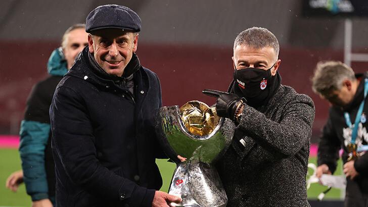 Son dakika - Trabzonspor'da Abdullah Avcı sonrası büyük değişim!