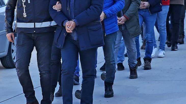 Son dakika... Ankara merkezli 25 ilde operasyon! 66 kişiye yakalama kararı