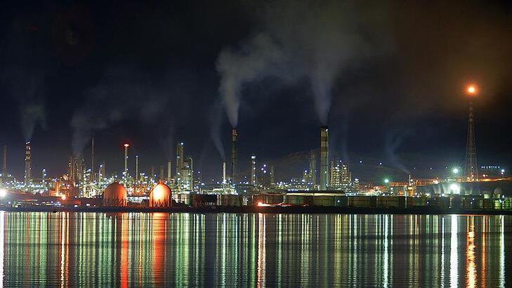 Enerji ithalatı faturası geriledi