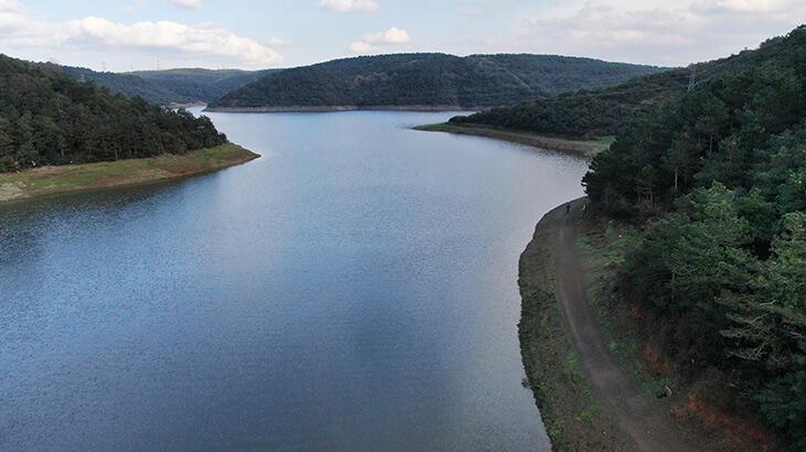 Son dakika! İstanbul barajlarında doluluk yüzde 38,29'a çıktı