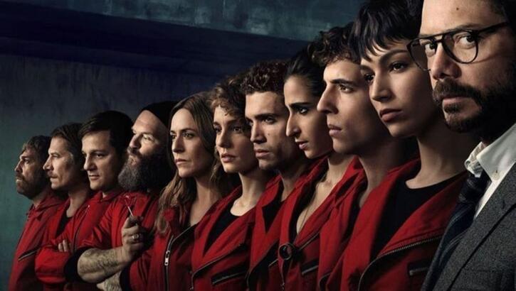 La Casa De Papel 5. Sezon ne zaman çıkacak, oyuncular kimler? La Casa De Papel final mi yapıyor?